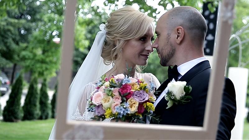 sedinta video nunta in natura