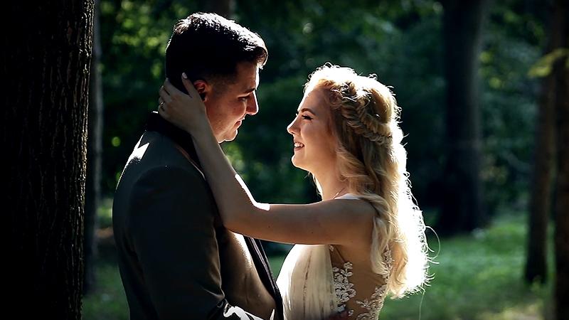 filmare nunta de poveste